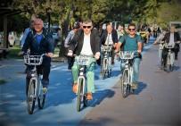 ÇANAKKALE BELEDİYESİ - Tekirdağ'da Akıllı Bisiklet Platformu