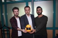 TURGAY ŞIRIN - TURBEM'li Gençler Üç Boyutlu Yazıcıyla Robot Yaptılar