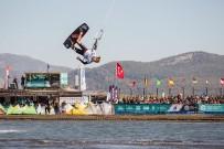 GÖKOVA - Turkey Home, Dünya Kiteboard Şampiyonası'nın Sponsoru