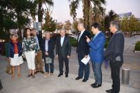 İZMIR TICARET ODASı - Urla'ya Anlamlı Ziyaret