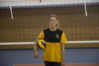 DÜNYA ŞAMPİYONASI - Vakıfbank'ta Kelsey Robinson Çalışmalara Başladı