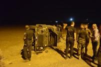 ÖZEL HAREKET - Zırhlı Araç Takla Attı Açıklaması 2  Polis Yaralı