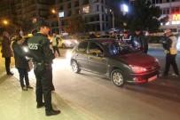 NIĞDE MERKEZ - 400 Polisin Katılımıyla Uygulama Yapıldı