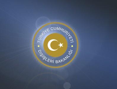 Türkiye'den ABD'ye cevap