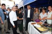 ADANA VALİSİ - Adana'nın Lezzetleri Tarihi Sokakta Tanıtıldı