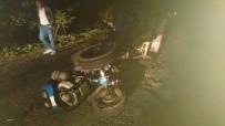 Alaplı'da Pat Pat Kazası Açıklaması 3 Yaralı