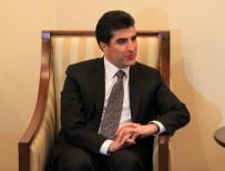 NEÇİRVAN BARZANİ - Barzani'den 'Türkiye' Açıklaması