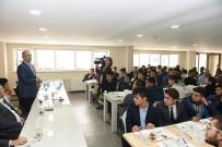 ÖĞRENCILIK - Başkan Altepe'den Öğrencilere 'Çalışkan Olun' Tavsiyesi