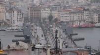GALATA - Bu Sabah Yağmur Var İstanbul'da
