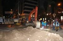 SÜLEYMAN SEBA - Büyükşehir 24 Saat Çalışıyor