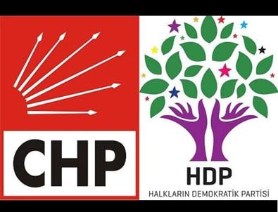 CHP ve HDP İdlib harekatına karşı birleşti