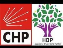 AHMET YILDIRIM - CHP ve HDP İdlib harekatına karşı birleşti