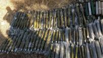 FORD - Çok Sayıda Roketatar Mühimmatı Ele Geçirildi