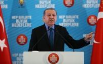 MAHALLİ İDARELER - Cumhurbaşkanı Erdoğan Açıklaması 'Oturdukları Yerden Ahkam Kesmek Elbette Çok Kolay'