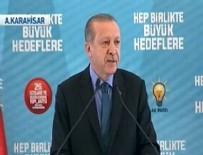 Cumhurbaşkanı Erdoğan'dan İdlib operasyonu açıklaması