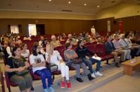 FARKINDALIK GÜNÜ - Didim'de 'Erebral Palsili' Hastalığı Konusunda Panel Düzenlendi