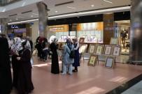 SALIH ERDOĞAN - Diyarbakır'da 'Geleneksel İslam Sanatları' Sergisi Açıldı