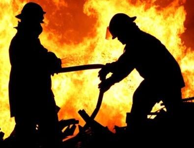 Diyarbakır'da hastanede yangın