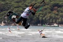 DÜNYA ŞAMPİYONASI - Dünya Kiteboard Ligi'nin Türkiye Ayağı Tamamlandı