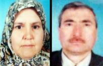 Eşini Baltayla Öldürdü