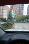 ADALET SARAYI - Eskişehir'de Trafik Işıkları Rengarenk