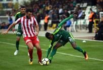 BOLUSPOR - Hazırlık Maçı Açıklaması Bursaspor Açıklaması 1 - Boluspor Açıklaması 1