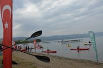SERKAN ACAR - İznik Gölü'nde Kano Mücadelesi