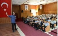 KAHRAMANMARAŞ SÜTÇÜ İMAM ÜNIVERSITESI - Kahramanmaraş'ta Özel Güvenlik Görevlilerine Eğitim