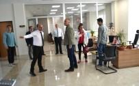 METİN ORAL - Karamürsel Belediye Başkanı Yıldırım'dan Oral'a Ziyaret