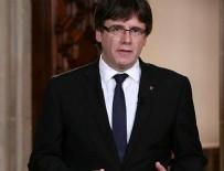 GENEL KURUL - Katalonya bağımsızlığı ilan edecek