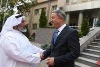 KATAR - Katar Genelkurmay Başkanı Al-Ghanim'in Türkiye'de