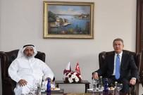KATAR - Katar Genelkurmay Başkanı Türkiye'de