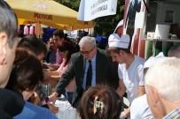 Kırklareli Belediyesi 4 Bin Aşure Dağıttı