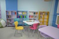 Kozluk'ta Şehit Polis Nedim Erbay Kütüphanesi Açıldı