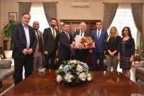 KAHRAMANLıK - Manisa Valisi Güvençer 15 Temmuz Derneği'ni Ağırladı