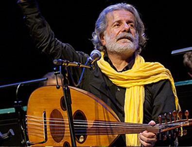 Marcel Khalife İstanbul'da konser verdi