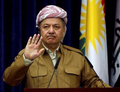 Mesut Barzani'den küstah sözler!