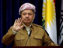 KUZEY IRAK - Mesut Barzani'den küstah sözler!