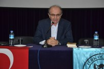 MÜFTÜ VEKİLİ - Prof. Dr. Sönmez Kutlu Konferans Verdi