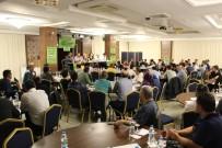 SOLUCAN GÜBRESİ - Samsun'da Solucan Gübresi Üretimine İlgi Artıyor