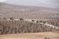 ZIRHLI ARAÇ - Sınıra Askeri Sevkiyat Sürüyor