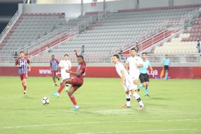 Trabzon Katar'da Kazandı