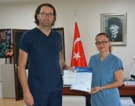 TEPECIK EĞITIM VE ARAŞTıRMA HASTANESI - Türk Hemşireye Uluslararası Ödül