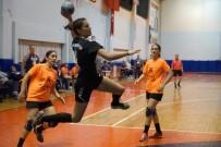 Türkiye Kadınlar Hentbol Süper Lig Açıklaması Kastamonu Bld. Açıklaması 40 - Osmangazi Bld. Açıklaması 32