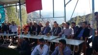 MEHMET SEKMEN - Üzümbağı Köyü Geleneksel Karakucak Güreşleri