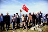 ÇALDAĞ - 'Ya Tutarsa' Deyip Tuz Ektiler