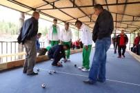 DÜNYA YAŞLILAR GÜNÜ - Yozgat'ta Huzurevi Sakinleri Bocce Turnuvasına Katıldı