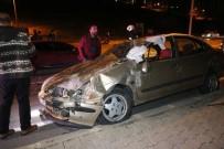 BOZOK ÜNIVERSITESI - Yozgat'ta Trafik Kazası Açıklaması 1 Yaralı