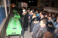 KÖY MUHTARI - Yozgat'taki Koca Vahşetinin Kurbanları Toprağa Verildi