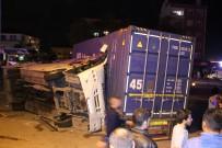 YARıMCA - 31 Kişinin Yaralandığı Kazada TIR Şoförü Tutuklandı